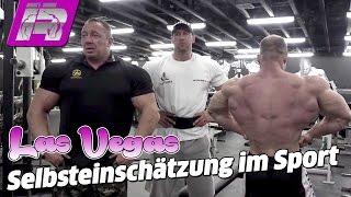 Selbsteinsch Tzung Im Sport  Markus Matthias Ronny Und Regiane In Las Vegas