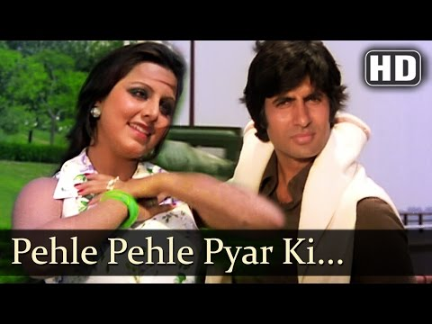 The Great Gambler - Pehle Pehle Pyar Ki Mulakate - Kishore Kumar...
