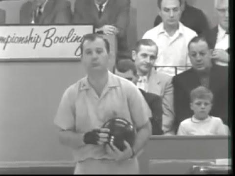 Championship Bowling: Bob Kwolek vs Ray Bluth [1964-1965]