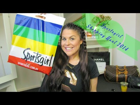 Sportsgirl Shopping Haul 2014
