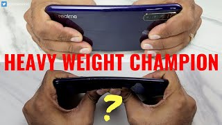 realme 5 Durability test | SCRATCH WATER BEND DROP | Gupta Information Systems | Hindi