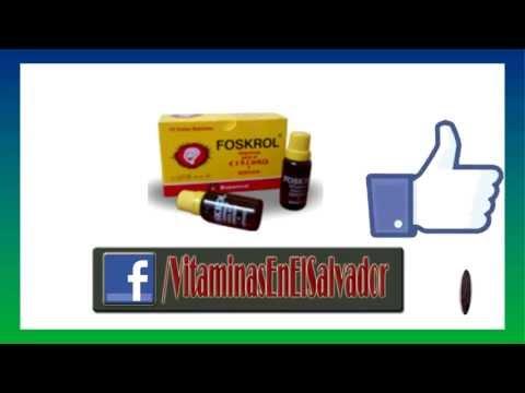 Foskrol Vitaminas Para El Cerebro