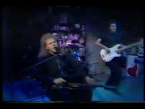 Jeff Healey - I think I love you too much