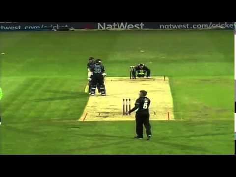 Here are the highlights from the thrilling NatWest T20 Blast, East Midlands Derby between the Steelbacks and Leicestershire Foxes.