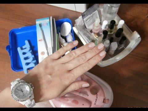 Как сделать маникюр аппаратом в домашних условиях