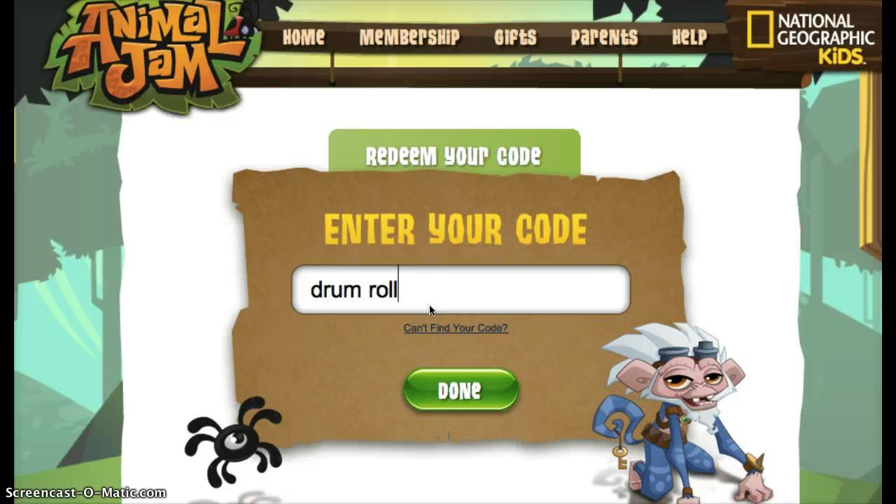 That's probably the best way for both sides, you and us. This is the one and only hack for Animal Jam which actually adoption-funds.ml can easily get unlimited membership without any animal jam codes. Follow these five easy steps to get more Points And Membership without Animal Jam Codes. 1. Choose Membership. 2. Type in your username. 3.