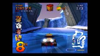 PS1 Longplay - Crash Team Racing
