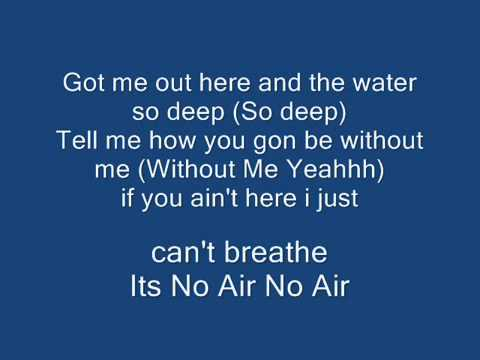 No Air- Jordin Sparks Lyrics ---BETTER VERSION---