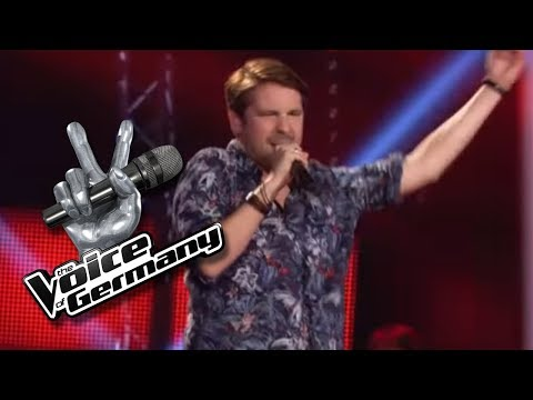 AC/DC - You Shook Me All Night Long | Marco Antic Cover | The Voice of Germany 2017 | Blind Audition