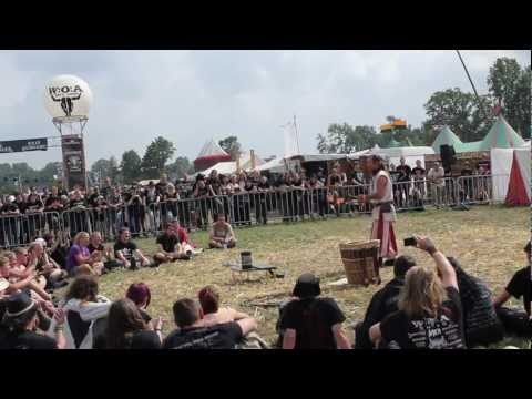 Wacken - Viking Village -  Views and Memories (3) - WACKENVIDS 2010