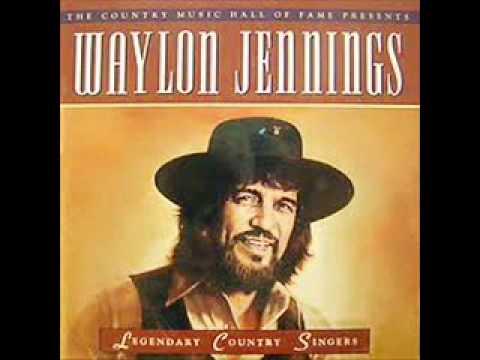 Waylon Jennings - Smokey On The Front Door