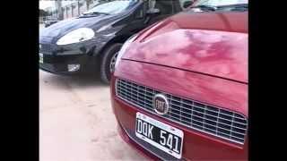 FIAT PUNTO CON MOTORES 1.4; 1.8 Y 1.6 (2007 A 2014)TEST  AUTO AL DÍA