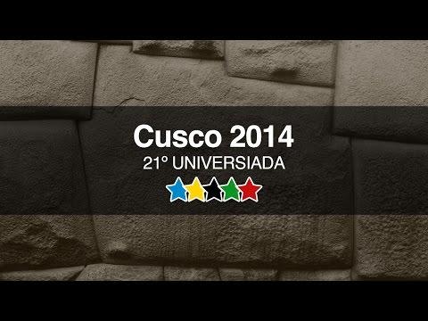 Equipo de Natación Ulima - UNIVERSIADA Cusco 2014