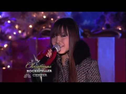 Charice: Jingle Bell Rock — 2010 Rockefeller Center Tree Lighting Ceremony