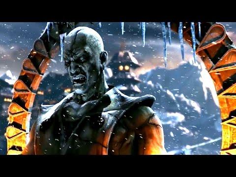 Mortal Kombat X Full Story Movie - Cinematic Trailer