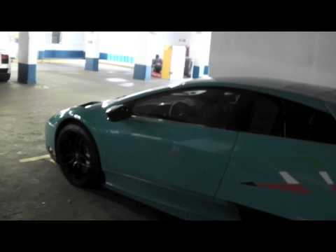 Electric Car Parking Space - FAIL - HD