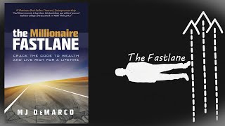 THE MILLIONAIRE FASTLANE BY MJ DEMARCO | ANIMATED BOOK REVIEW