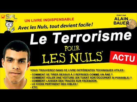 Terrorisme pour les nuls, désinformation et