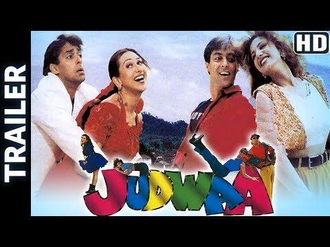 Judwaa (HD) - Trailer - Salman Khan - Karisma Kapoor - Ramba