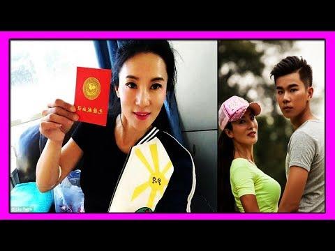 49-летнюю Китаянку Лю Елин Принимают за Девушку ее 22-летнего Сына.Ошеломила Людей Своим Юным Видом.