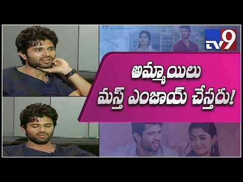 Vijay Devarakonda on Geetha Govindam || Independence Day Special - TV9 Exclusive