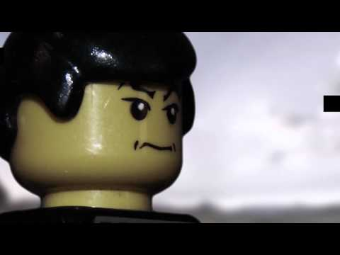 The Bourne Legacy Trailer - Lego