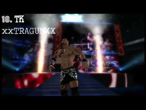 WWE '13 CAW Contest #3! (All-Male)