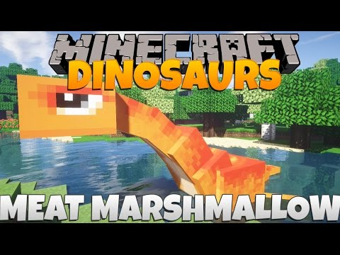 Minecraft Dinosaurs Part 59: Meat Marshmallow.
