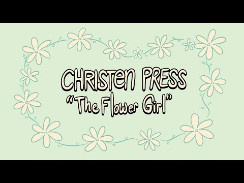 Christen Press: The Flower Girl | WNT Animated, Presented by Ritz