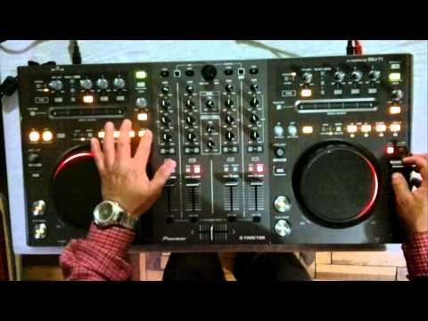 PIONEER DDJT-1 - DJ JHOSTYN VILLARREAL - Quito-Ecuador - DEMOSTRACION