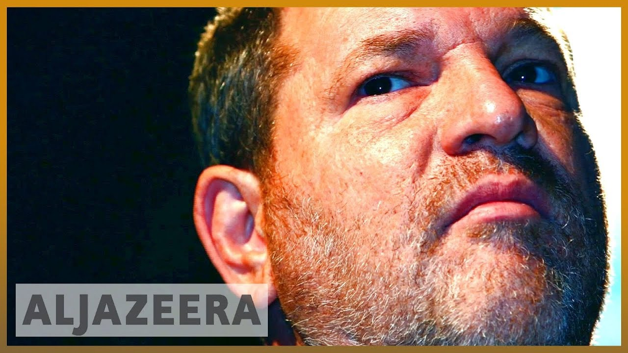 Weinstein appears in court over rape and sexual abuse charges | Al Jazeera English