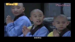 Tiểu Hòa Thượng Thiếu Lâm - Tập 9 & 10 - Thuyết Minh