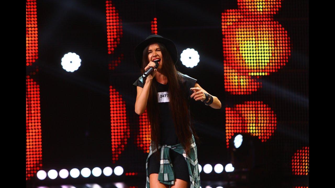 Sigma ft Paloma Faith - Changing. Vezi interpretarea Cristinei Baban, la X Factor!