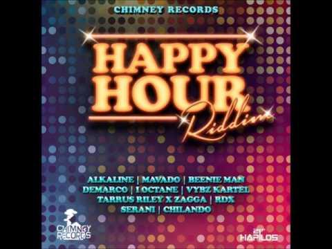 Happy Hour Riddim Mix - (ALL SONGS) 2015 [FULL]  By Dj Stulla
