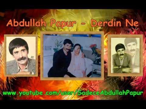 Abdullah Papur - Derdin Ne ( Uzun Hava )