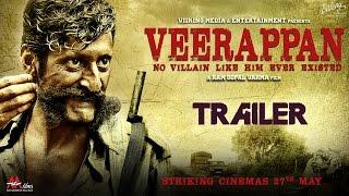 Veerappan Official Trailer | Hindi Movie 2016 | Ram Gopal Varma | Sandeep Bhardwaj, Sachiin J Joshi