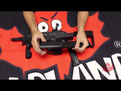 Official Badlands Paintball - Tippmann TCR Magfed Review