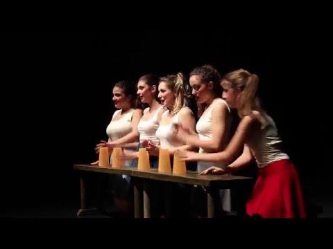 Cup Song - Gülsin Gümüş Müzik Ve Dans Atölyesi video