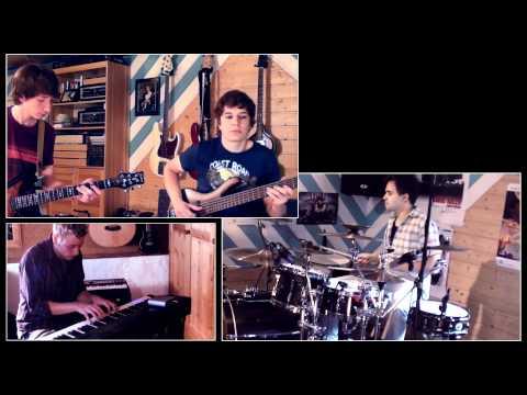 Steve Lukather - Party in Simon's Pants (Hinz&Kunz Quintett Cover)