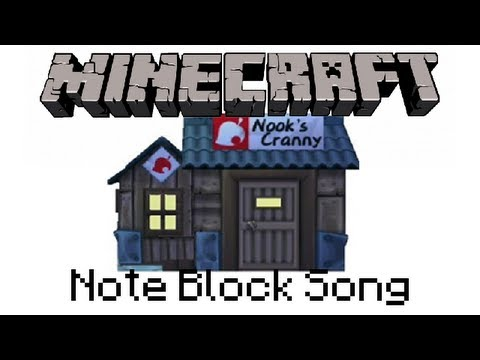 Minecraft Note Block Song