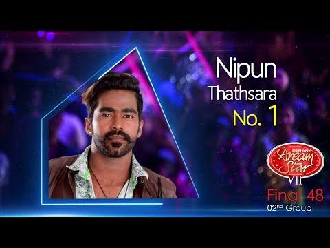 Dream Star Season 7 | Final 48 ( 02nd Group ) Nipun Thathsara - 10-06-2017