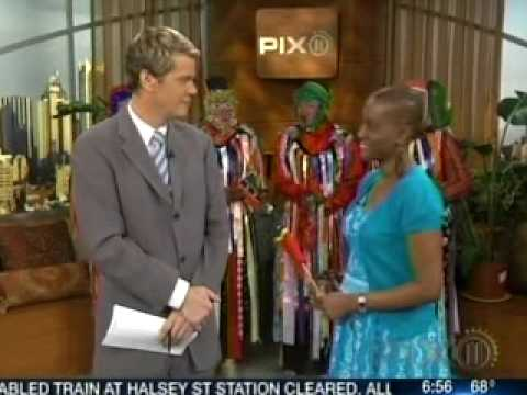 St Kitts Showcased on TV Channel Pix 11 during CTO's Caribbean Week, NY 2009