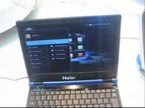 Haier 10.2 inch Netbook