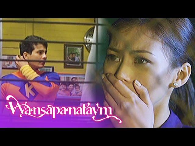 Wansapanataym: Penelope discovers the truth about Kuryente Kid