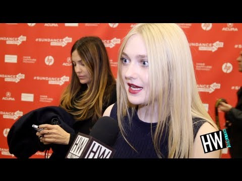 Dakota Fanning Talks Elizabeth Olsen Friendship!