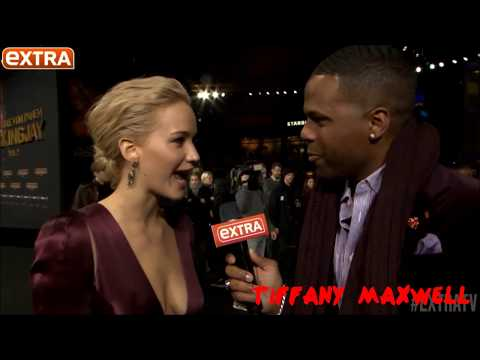 Jennifer Lawrence - Funny Moments (Part 35)