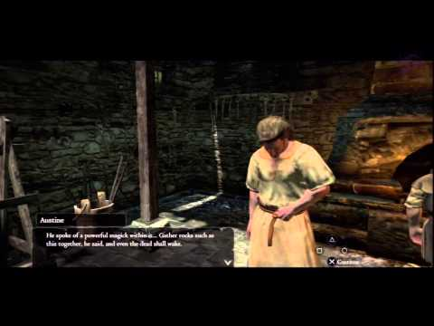 Dragon's Dogma - Reaper's Scorn Walktrough