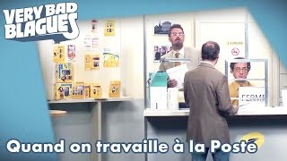 Quand on travaille à la Poste - Palmashow