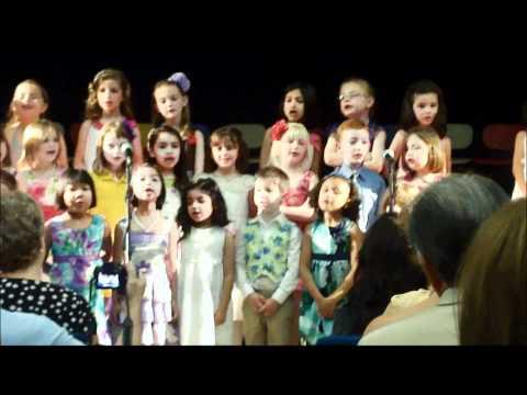 Adaniya's Kindergarten Graduation - Mekeel Christian Academy