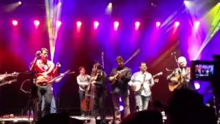 Momma Don't Allow ~ Old Crow Medicine Show & The Del McCoury Band DelFest 2013